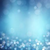 Blau licht abstrakt — Stockfoto