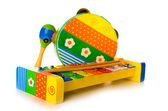 Musical toys — Stock Photo