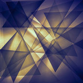 Abstract geometric Background — Stock Photo