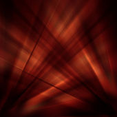 Black and orange abstract shiny lines background — Foto de Stock
