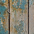 Royalty-Free Stock Photo: Painted cracked wooden background or texture
