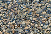 Coarse gravel texture or background — Stock Photo