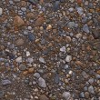 Pebble or gravel texture or background — Stock Photo