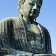 Great Buddha statue, Kamakura — Stock Photo