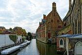 St John's Hospital, Bruges, Belgium — Stock Photo