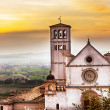 ������, ������: St Francis of Assisi Church at Sunrise