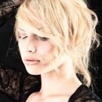 Blonde portrait — Stock Photo #10952551