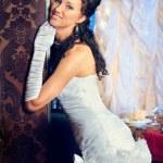 Charming bride — Stock Photo #11013498