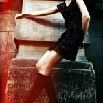 Fashion woman — Stock Photo #12359277
