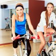 Cross trainer — Stockfoto
