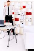 Office inredning — Stockfoto