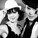 Cabaret duo — Stock Photo