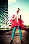 Urban fashion — Stock Photo