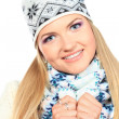 Wool hat — Stockfoto