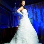 Beautiful dress — Stock Photo