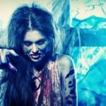 ������, ������: Zombi girl