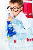 Biology — Stock Photo