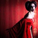 Devil woman — Stock Photo #12894534