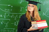 Academic career — Stock Photo