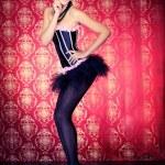 Glamourous lady — Stock Photo #13302390