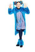 Vivid costume — Stock Photo