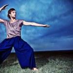 Martial art — Stock Photo