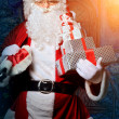Old santa — Stock Photo #13720504