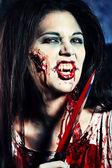 嗜血成性 — 图库照片
