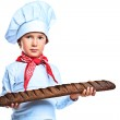Cook boy — Stock Photo #13873399