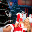 Decoration xmas - Stockfoto