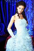 Glamour dress — Stock Photo