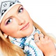 Stock Photo: Fashion winter