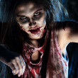 Zombie dark — Stock Photo #14011935