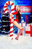 Encanta la navidad — Foto de Stock