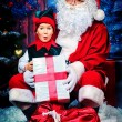 From santa — Stock Photo #14502731