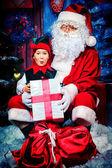 Noel baba'nın — Stok fotoğraf