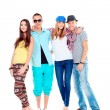 Teenagers — Stock Photo #14840371