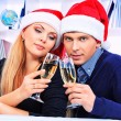 Stock Photo: New xmas