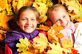 Happy autumn — Stock Photo