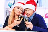 Nové vánoční — Stock fotografie