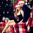 Holiday couple — Stock Photo #15471459