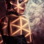 motif de l'ombre — Photo
