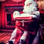 Geschenke zu überprüfen — Stockfoto