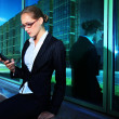 Young businesswoman — Stock Photo #15795233