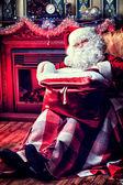 проверить подарки — Стоковое фото
