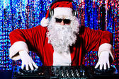 Cool santa claus — Stockfoto