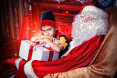 Elf santa — Photo
