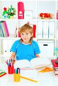 Estudo em casa — Foto Stock