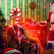 Good santa — Stock Photo #16971529