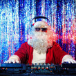Party santa — Stock Photo #16971613